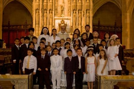 1st Communion May '10
