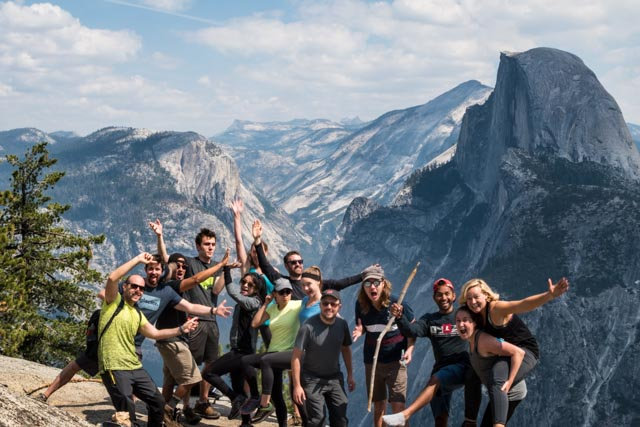 Annual Yosemite Trip - Glacier Point